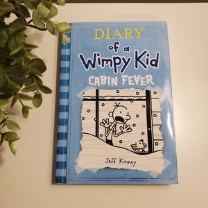 Diary of a Wimpy Kid, Cabin Fever, book
